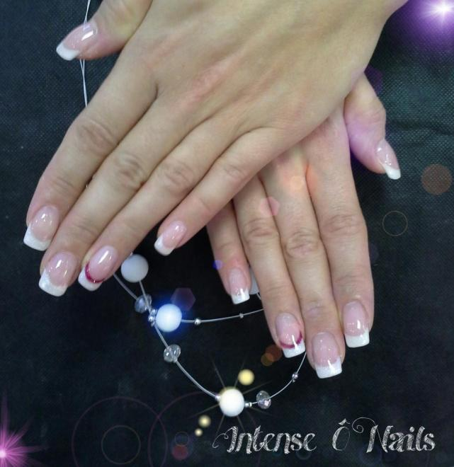 Ongles mariage maquillage beaune pas cher - Album photo ongles en gel ...
